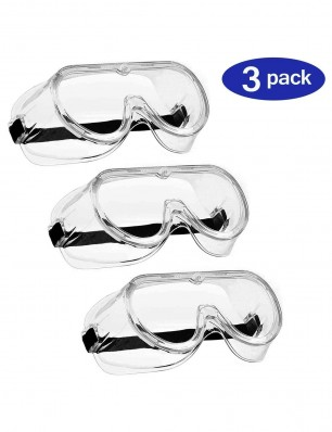 Virus Goggles Safety Protective Goggles snti-fog Anti-Saliva Eye Protection Goggles Transparent Goggles