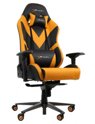EWin Champion Series Ergonomic Computer Gaming Office Chair with Pillows - CPI