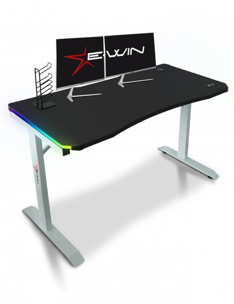 E-WIN 2.0 Edition Ergonomic RGB Desk