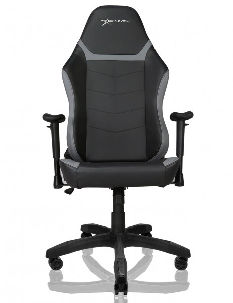 EWin Knight Series Ergonomic Computer Gaming Office Chair with Pillows - KTC