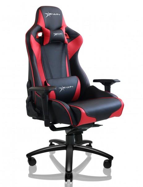 EWin Flash XL Series Ergonomic Computer Gaming Office Chair with Pillows-FLF-XL