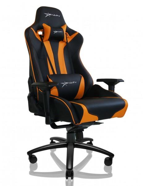 EWin Flash XL Series Ergonomic Computer Gaming Office Chair with Pillows-FLG-XL