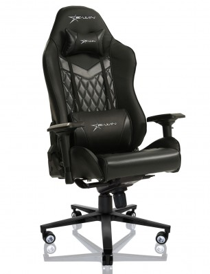 E-WIN Champion Series Ergonomic Computer Gaming Office Chair with Pillows - CPF