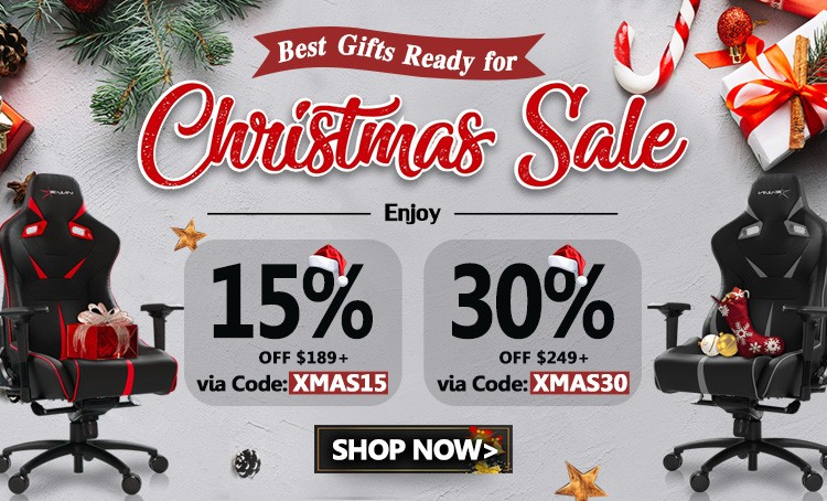 Ewin Gaming Chair Christmas  Sale